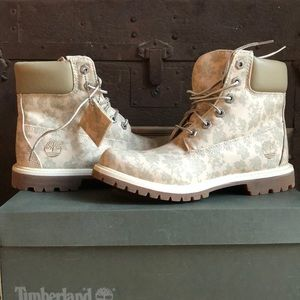 Brand new vintage Timberlands